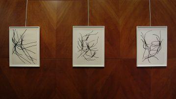20170917_Norbert_Kricke,_Galerie_Utermann_2593