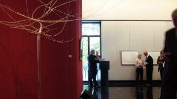 20170917_Norbert_Kricke,_Galerie_Utermann_2609